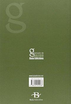 Portada del libro deGramática práctica da lingua galega (Manuais de galego e dicionarios)