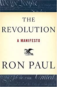 "Cover of ""The Revolution: A Manifesto"""