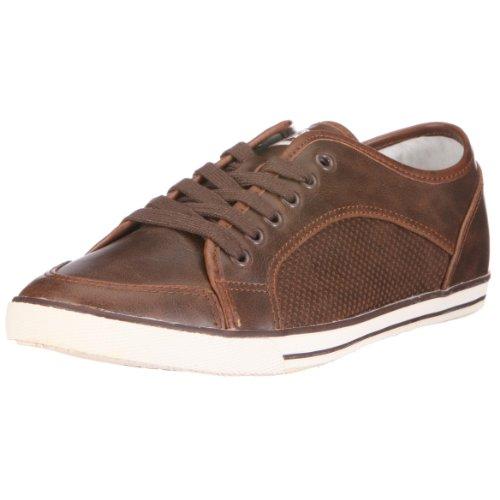 Buffalo 7060-154 DERBY PU BROWN365 112173, Herren, Sneaker, Braun (BROWN365), EU 42