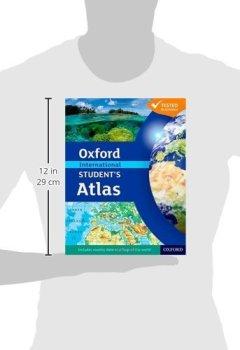 Livres Couvertures de Oxford International Student's Atlas