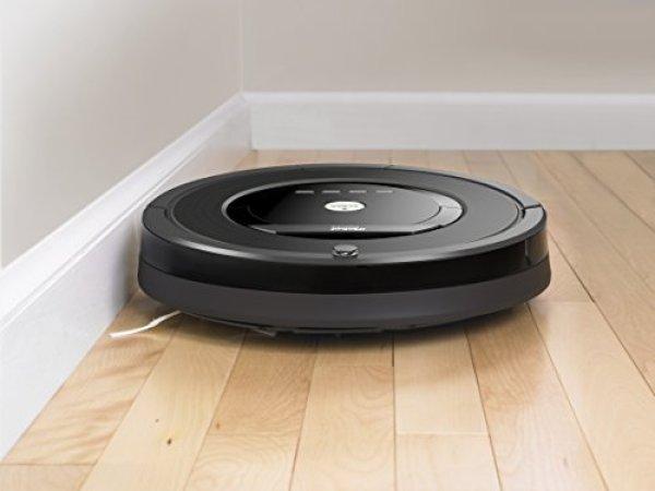 iRobot Roomba 自動掃除機 ブラック 880