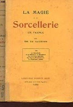 Livres Couvertures de La Magie Et La Sorcellerie, Tome 3