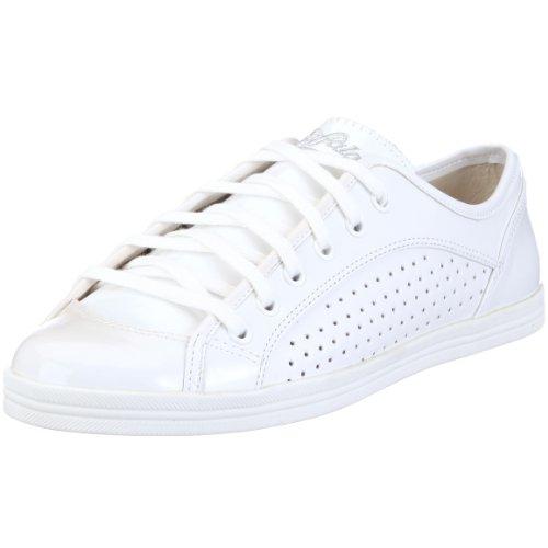 Buffalo 507-V9987 PATENT 118289, Damen Sneaker, Weiss (WHITE 10), EU 42
