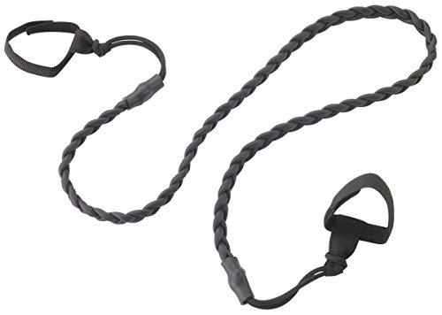 Lewis N. Clark Clothes Line With Suction Cups and Clips, Black