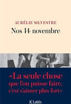 Livres Couvertures de Nos 14 novembre (Essais et documents)