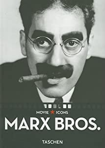 "Cover of ""Marx Bros. (Movie Icons)"""