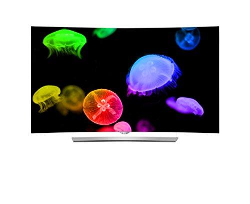 LG Electronics 55EG9600 55-inch 4K Ultra HD 3D Curved Smart OLED TV (2015 Model)