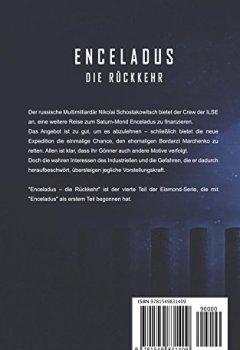 Livres Couvertures de Enceladus: Die Rückkehr