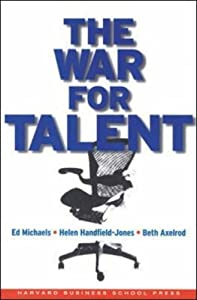 "Cover of ""The War for Talent"""