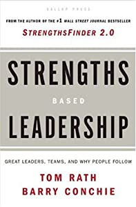 "Cover of ""Strengths-Based Leadership"""