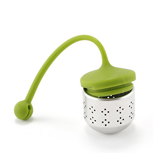 Drinkkler Smart Tea Infuser, Rated Most Creative Loose Leaf Tea Strainer By Tea Lovers
