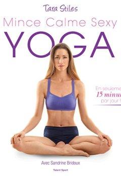 Livres Couvertures de YOGA : Mince, Calme, Sexy