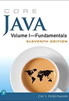 Livres Couvertures de Core Java, Tome 1 : Fundamentals