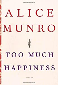 """Cover of """"Too Much Happiness"""""""