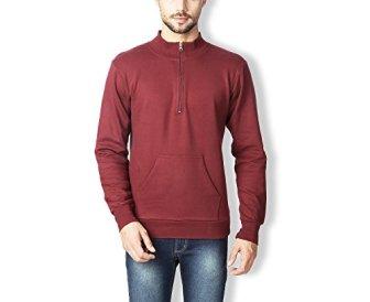 Rodid Full Sleeve Solid Men's Sweatshirt