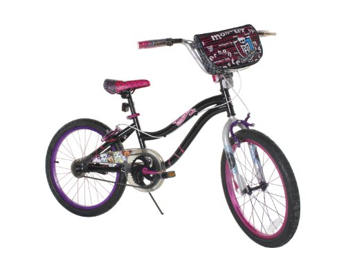 Dynacraft Girl's 20-Inch Monster High Bike