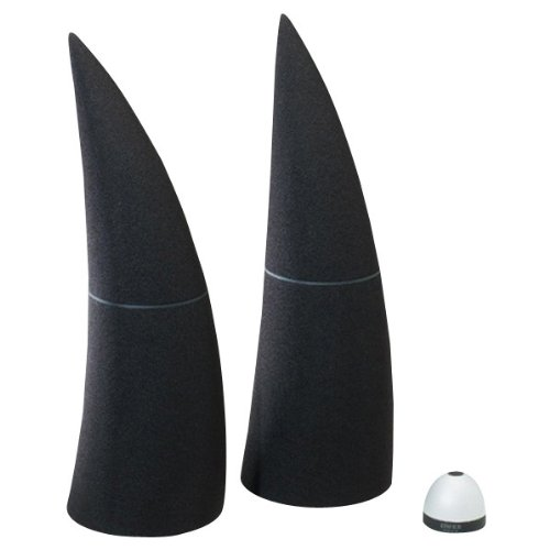 プリンストンテクノロジー Bluetooth対応スピーカー Spinnaker (ブラック) E30-BK