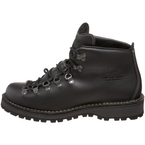 by danner men 39 s mountain light ii black gtx hiking boot black 10 ee us. Black Bedroom Furniture Sets. Home Design Ideas