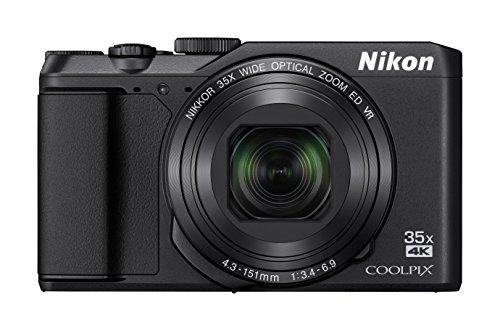 Nikon COOLPIX A900 Digital Camera (Black)
