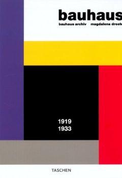 Livres Couvertures de Bauhaus