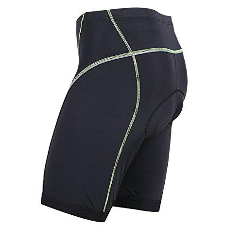 b0b272964 3D Gel Padded Coolmax Men Cycling Shorts Bicycle Shorts by Xcellent ...