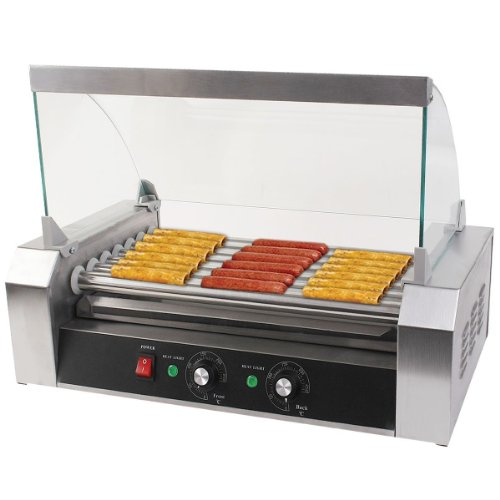 Safeplus Electric Hot Dog Grill