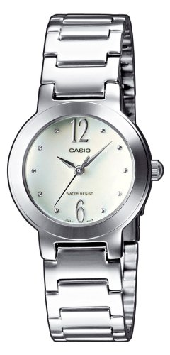 Casio Collection Damen-Armbanduhr Analog Quarz LTP-1282D-7AEF