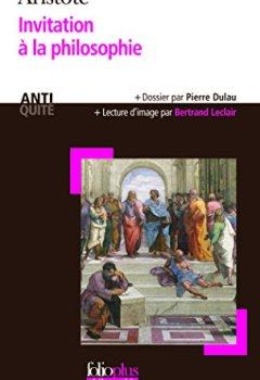 Livres Couvertures de Invitation à la philosophie: (Protreptique)