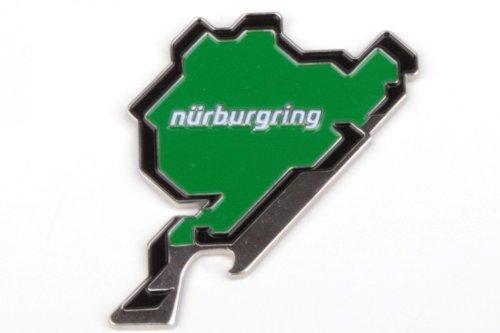Kühlschrankmagnet Logo mit Flaschenöffner