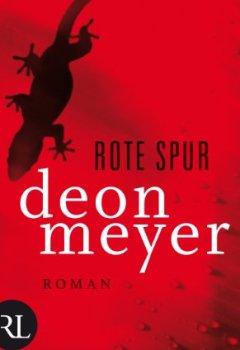 Buchdeckel von Rote Spur: Roman