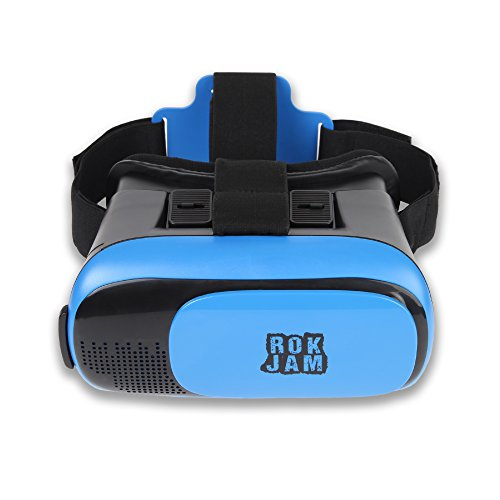 3D VR Headset Technology - Best Virtual Reality Experience For Games & Video
