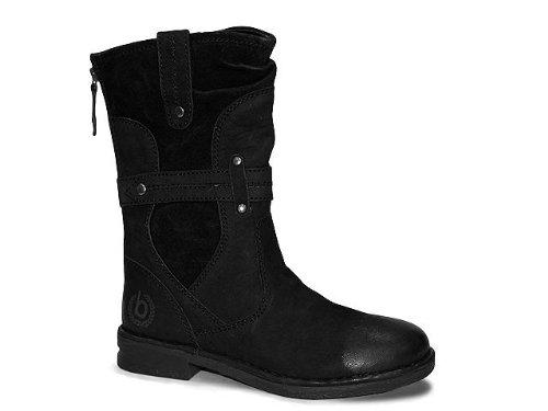 bugatti shoes Stiefel Damen Schwarz - Stiefel - schwarz , Schuhgröße 40