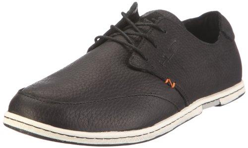 Hub Rock L 111317101, Herren, Sneaker, Schwarz (Rock L blk/wht), EU 42