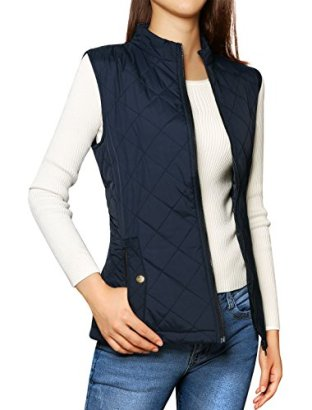 Allegra-K-Woman-Zippered-Pockets-Stand-Collar-Quilted-Padded-Vest-Dark-Blue-M