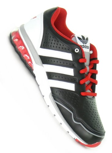 ADIDAS mega softcell rh black1 whi red Gr. 10.5/44.5