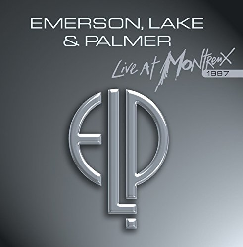 EMERSON, LAKE & PALMER Live At Montreux 1997