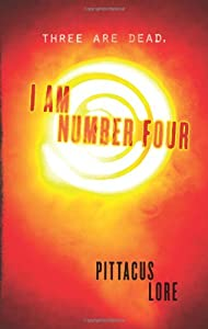"Cover of ""I Am Number Four (Lorien Legaci..."