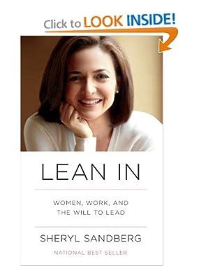 Sheryl Sandberg: Lean IN