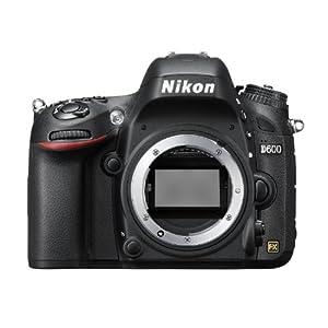 Nikon デジタル一眼レフカメラ D600 ボディー