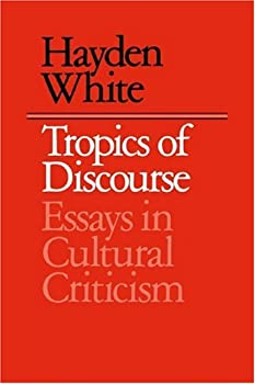 "Cover of ""Tropics of Discourse: Essays in..."