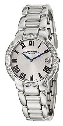 Raymond-Weil-Womens-5235-STS-01659-Analog-Display-Swiss-Quartz-Silver-Watch
