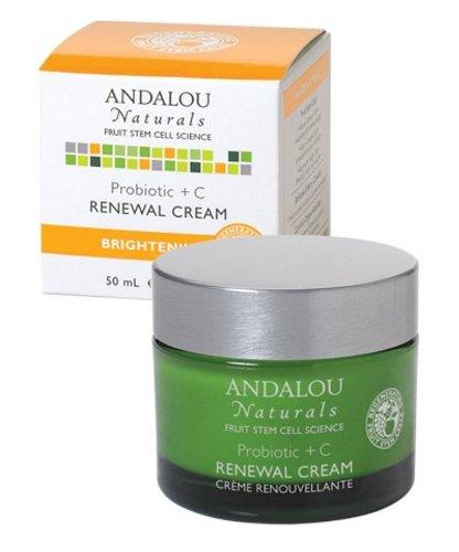 Andalou Naturals Probiotic Plus C Renewal Cream