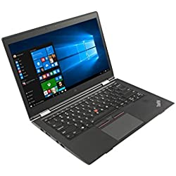 CUK Lenovo ThinkPad P40 Yoga Mobile Workstation PC (Intel Core i7-6500U 8GB 1TB SSD NVIDIA Quadro M500M 2GB 14-inch Full HD Windows 10) 2-in-1 Convertible Laptop Computer