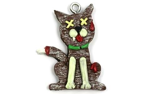 Gingerbread Zombie Cat