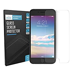 iPhone 6 HD Clear Ballistic Glass Screen Protector, Flexion™ [Guardian Series] **NEW** Ultra Clear World's Thinnest HD Premium Ballistic 99.9% Touch Accurate Perfect Fit Screen Protector Maximum Screen Protection for iPhone 6 (4.7) ATT Verizon T-Mobile [Lifetime Warranty]