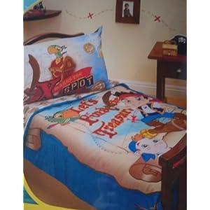 4 Piece Toddler Bed Set