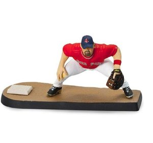 ユーキリス ボストン・レッドソックス Boston Red Sox Kevin Youkilis Series 28 Action Figure フィギア McFarlane 【並行輸入品】 ケビンユーキリス