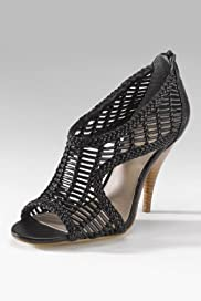 Autograph Peep Toe Weave Sandals with Insolia® [T02-3271-S]