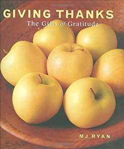 "Cover of ""Giving Thanks: The Gifts of Gra..."