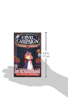 Livres Couvertures de A Civil Campaign